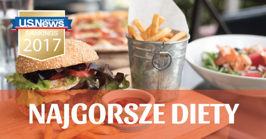 Najgorsze Diety 2017 Roku Ranking Dieto Terapia Pl