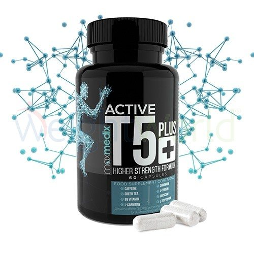 Active T5 Fat Burner Review
