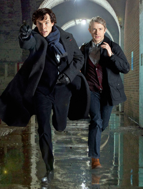 Benedict-Cumberbatch-and-Martin-Freeman-in-Sherlock-TV-Series