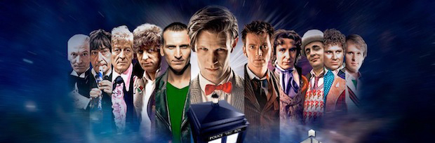 The day of the Doctor – 50 anni di Doctor Who