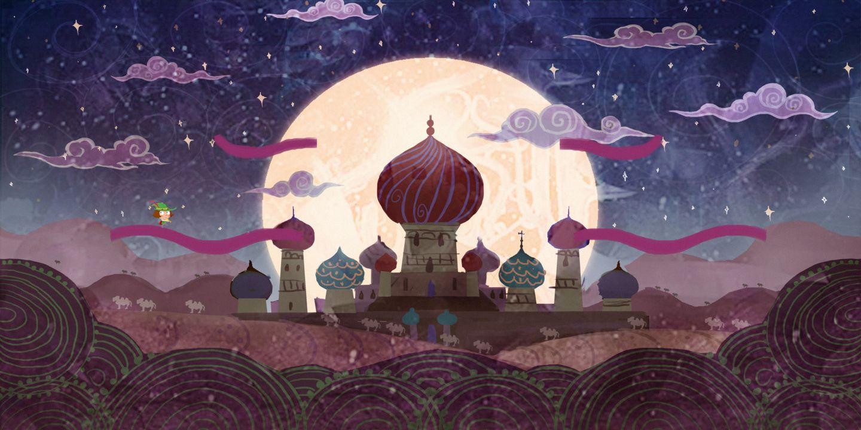 Lamp-of-Arabia