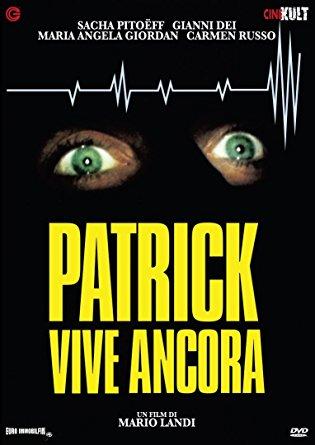patrick vive ancora cover dvd