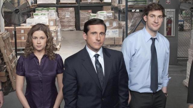 Il cast di The Office