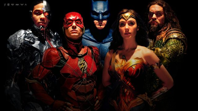 Justice League by Zack Snyder
