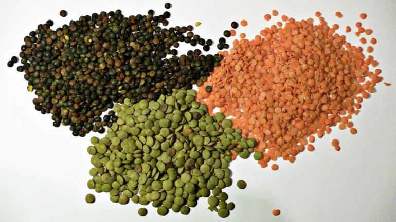 lentils for dieting