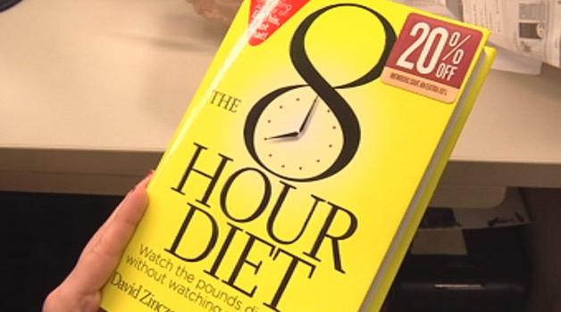 Книга 8 Hour Diet