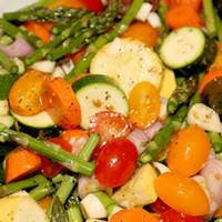 Сбалансированная недельная диета на запеченных продуктах