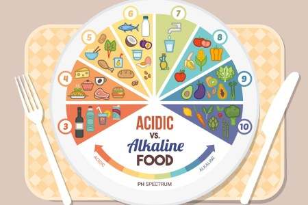 acid alcaline diet review