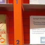 Buchhandel boykottiert Spiegel-Bestseller, der Merkel hart kritisiert