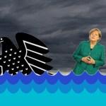 Wer verschwindet schneller: Merkel oder die Demokratie?