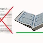 Das Grundgesetz und die Scharia sind nicht kompatibel