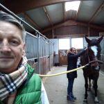 Spukerlebnis: Ein Verstorbener ärgert die Pferde