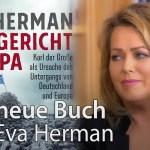 Eva Herman im Interview: Blutgericht Europa – Das neue Buch der Bestseller-Autorin (Video)