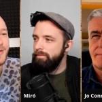 Mit Jo Conrad über Gott und die Welt (Video)
