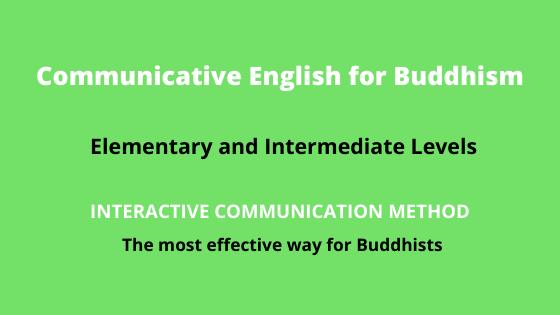 Sách tự học tiếng Anh giao tiếp Phật học, Communicative English for Buddhism, https://dieunhung.com/