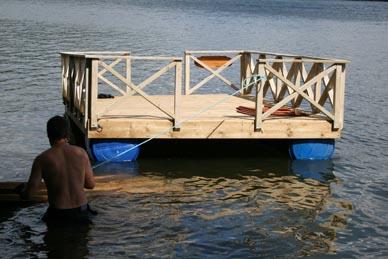 Sjöns senaste tillskott