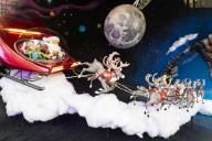 Macy's - Santa's Journy to the Stars2