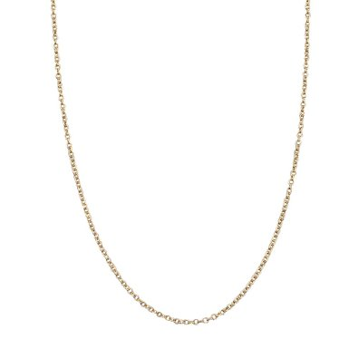 Master's 14 K gold delicate chain 15 inches
