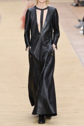 chloe-leather-maxi-dress-runway