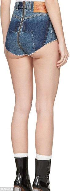 vetements-levis-jeans-bare-butt shorts