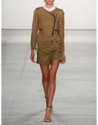 Marissa Webb Marie LAce Up Shorts $398 IfChic runway
