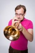 Markus Oswald Die WUZIS Trompete