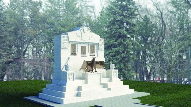 """(foto) În Scuarul Catedralei """"Nașterea Domnului"""" va fi edificat un nou monument. Detalii despre acesta"""