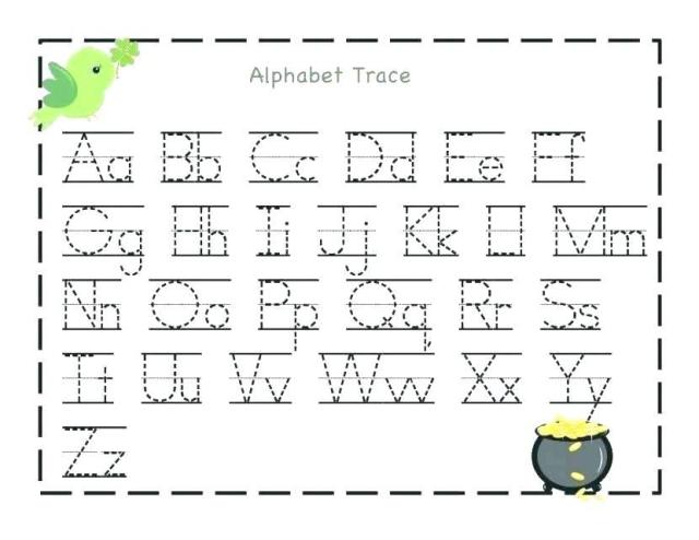Preschool Worksheets Age 2