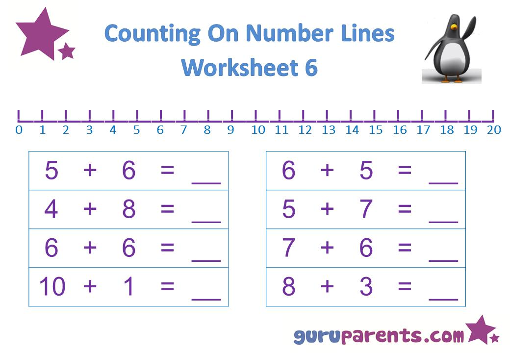 Multiplication Facts Worksheets For Kindergarten