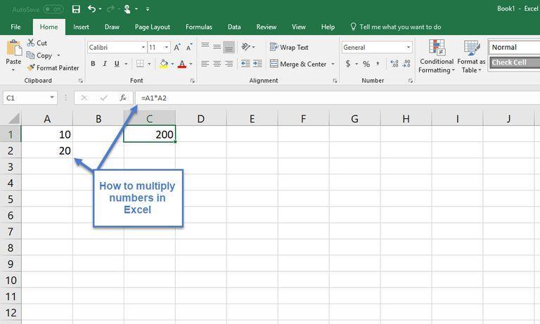 Multiplication Worksheets In Excel 4