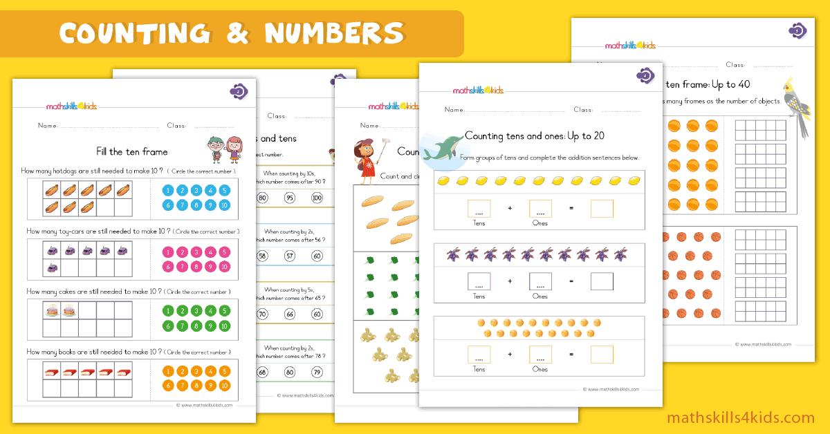 Multiplication Worksheets Level 1 4