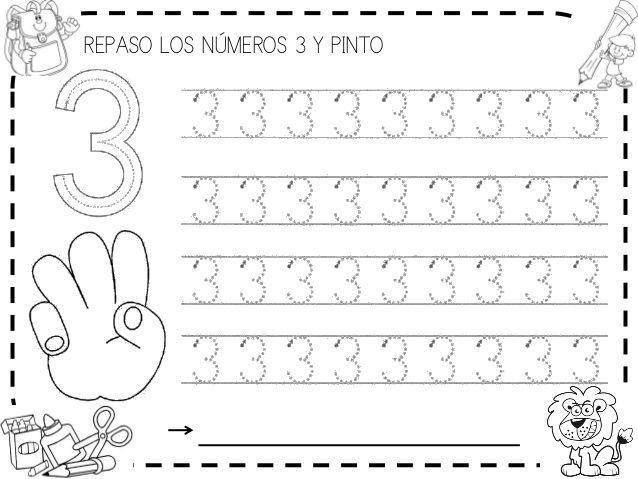 Multiplication Worksheets Numbers 1-6 5