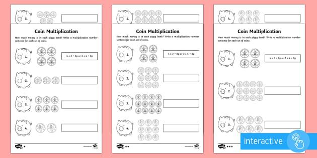 Multiplication Worksheets Nz 6