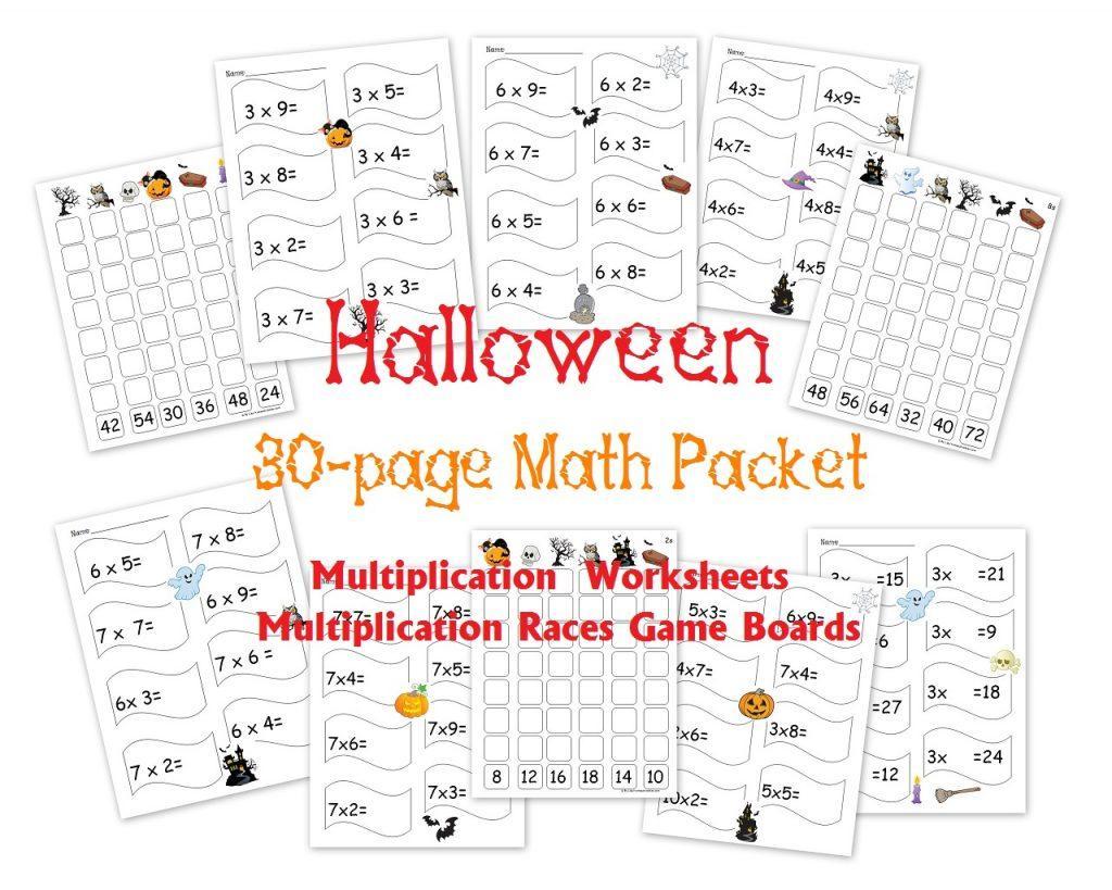 Multiplication Worksheets Printable 1
