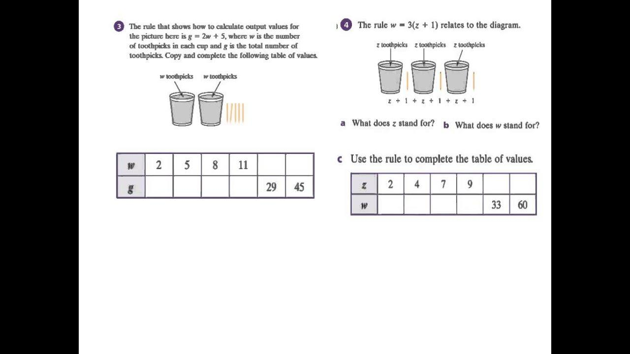 Math Worksheets Grade 7 Multiplication