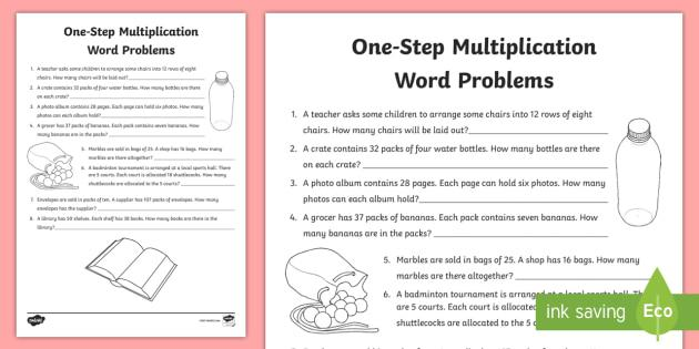 Multiplying Fractions Worksheets Word Problems