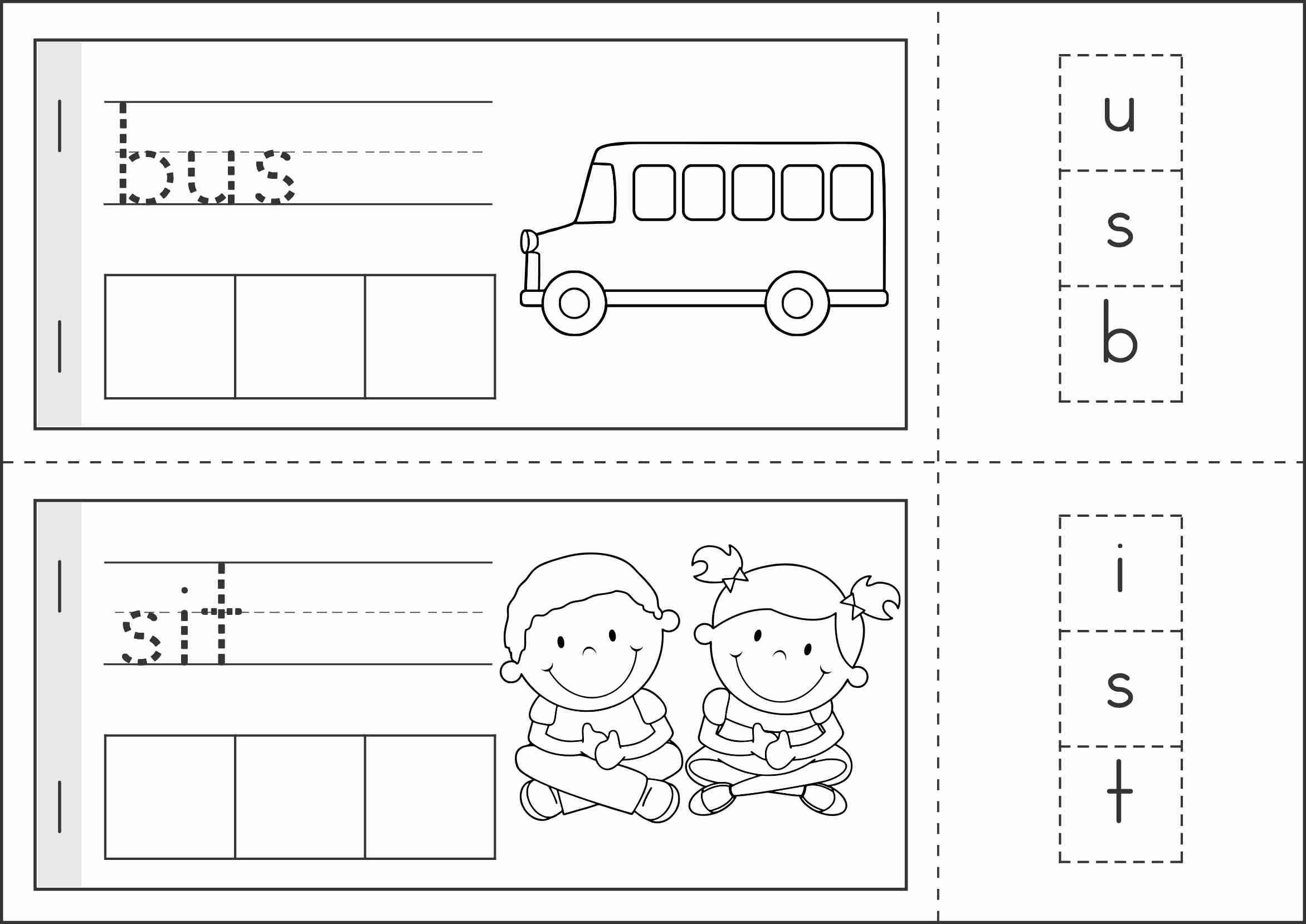 Free Printable Back To School Worksheets For Preschoolers