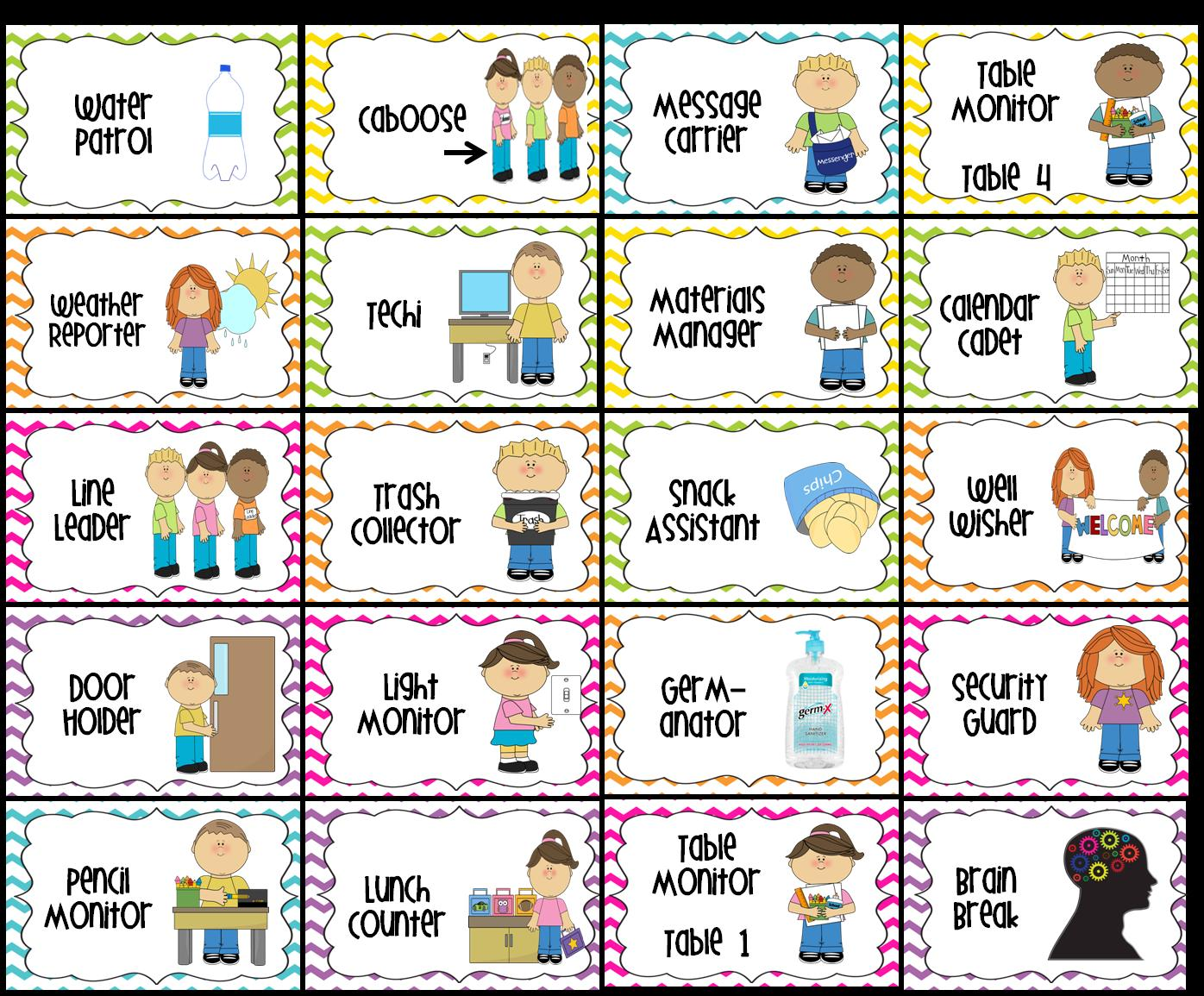 Jobs Preschool Worksheets 3