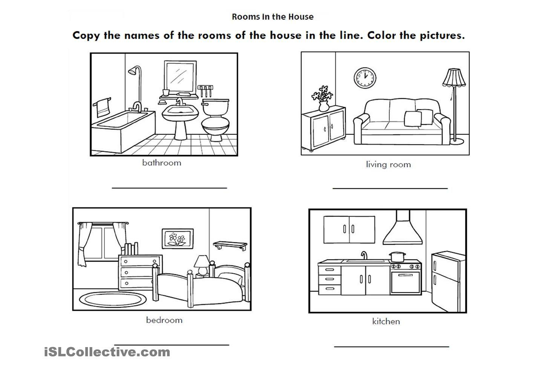 Periwinkle Preschool Worksheets English A