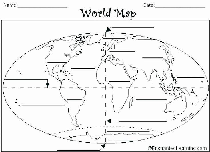 Preschool Geography Worksheets 3