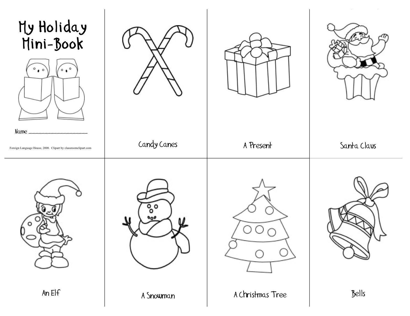 Preschool Worksheets Esl 1