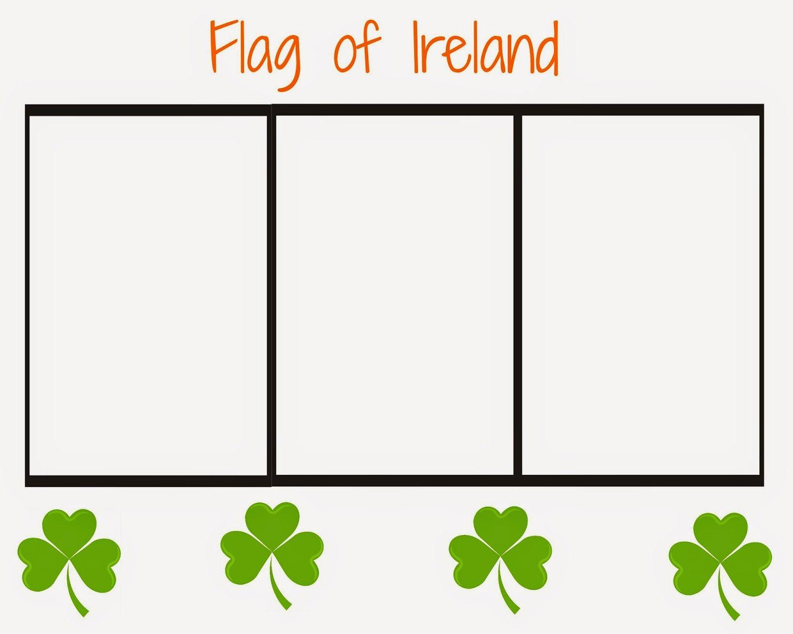Preschool Worksheets Ireland 8
