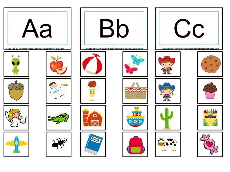 Preschool Jolly Phonics Worksheets