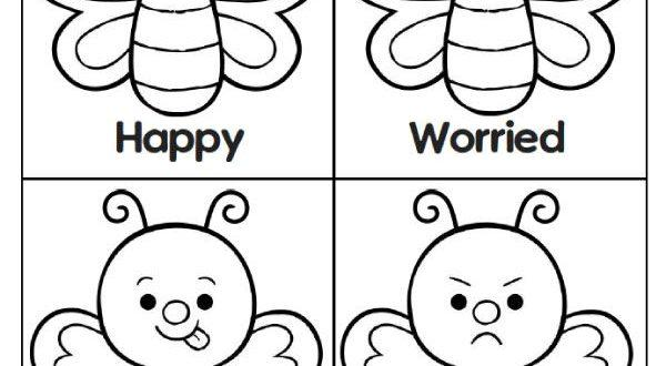 Preschool Worksheets On Insects 7
