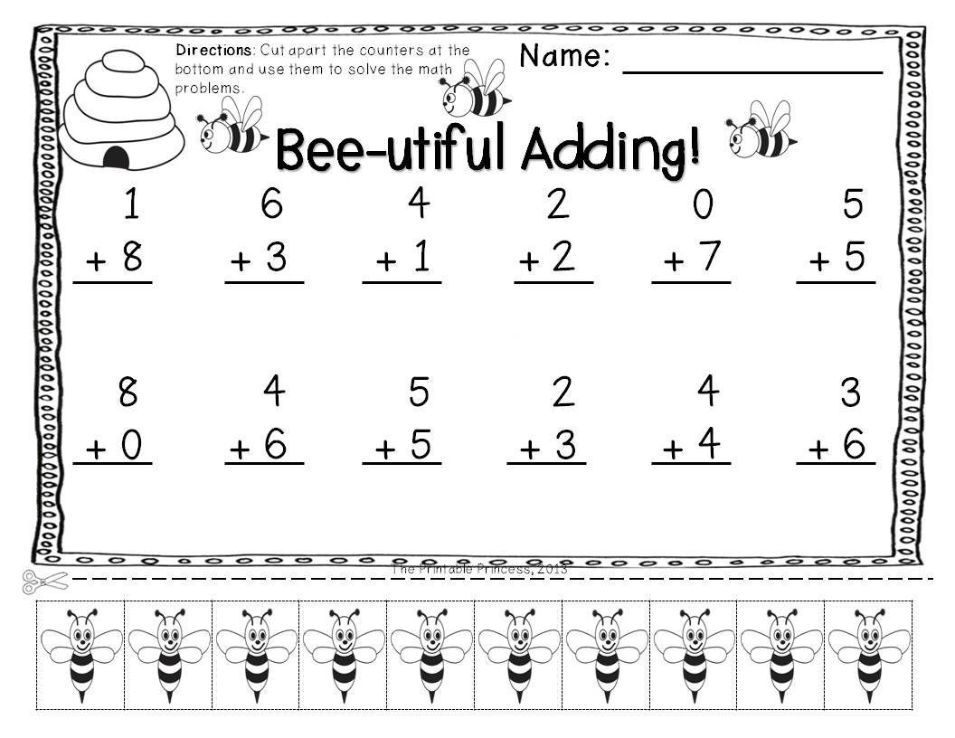 Math Worksheets Addition And Subtraction 3