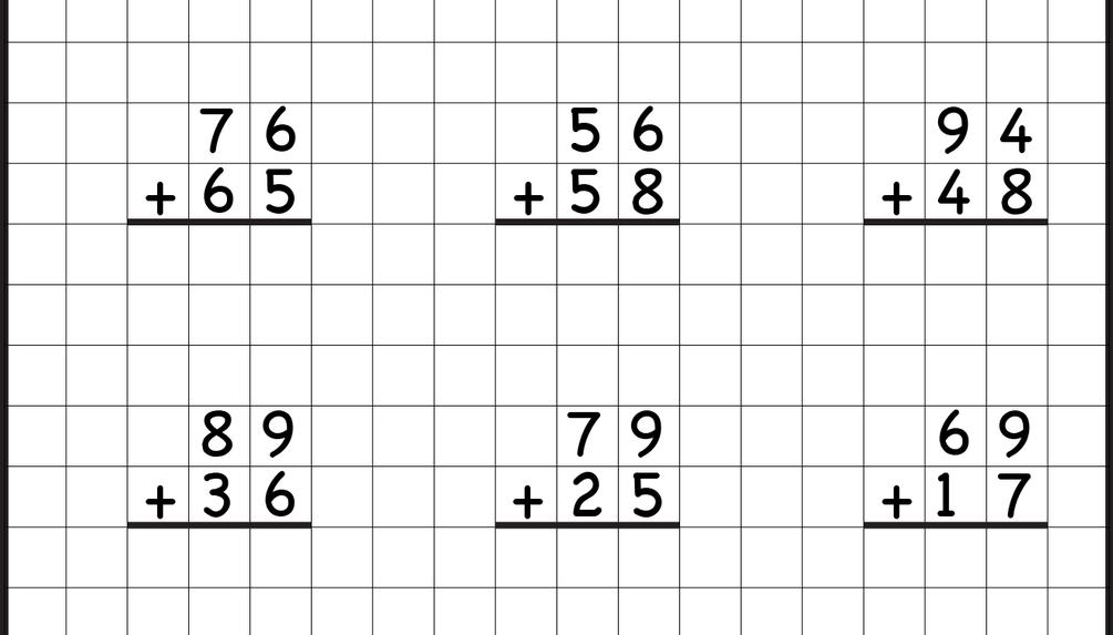 Math Worksheets Addition And Subtraction 4