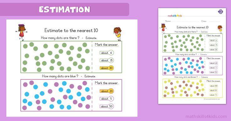 Math Worksheets Grade 1 3
