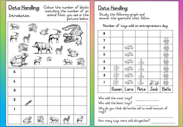 Math Worksheets Grade 7 12