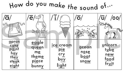 Preschool Vowel Worksheets For Kindergarten