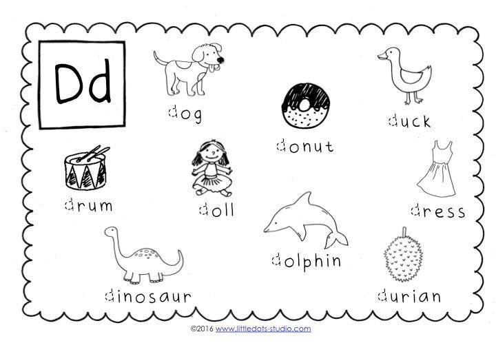 Uppercase And Lowercase Worksheets For Kindergarten